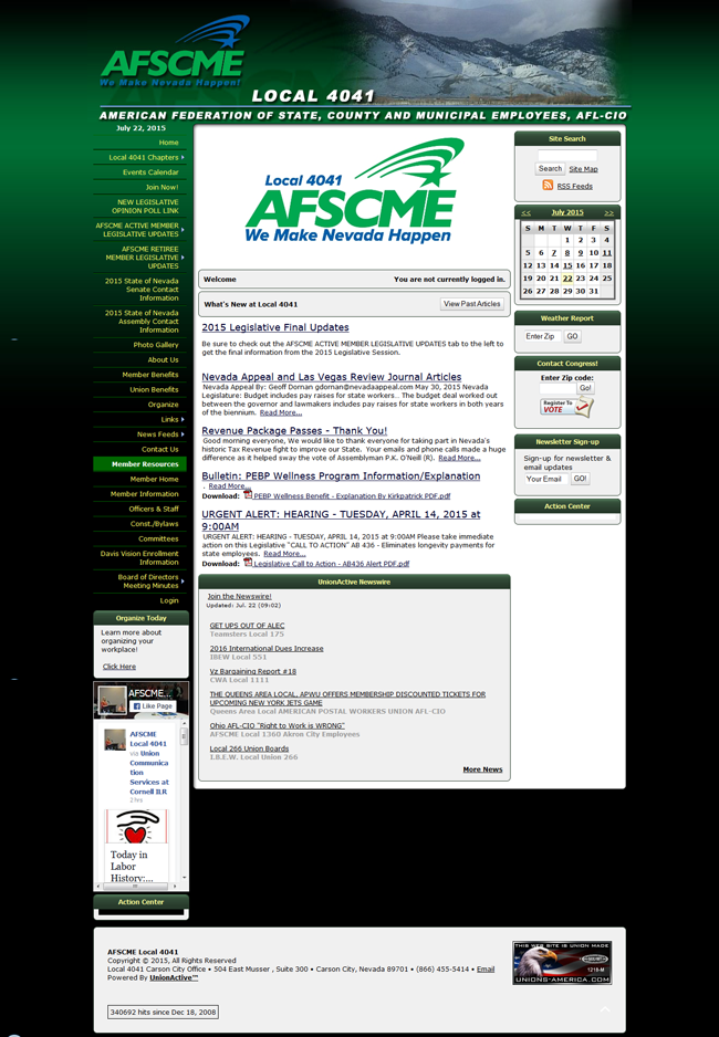 AFSCME Local 4041