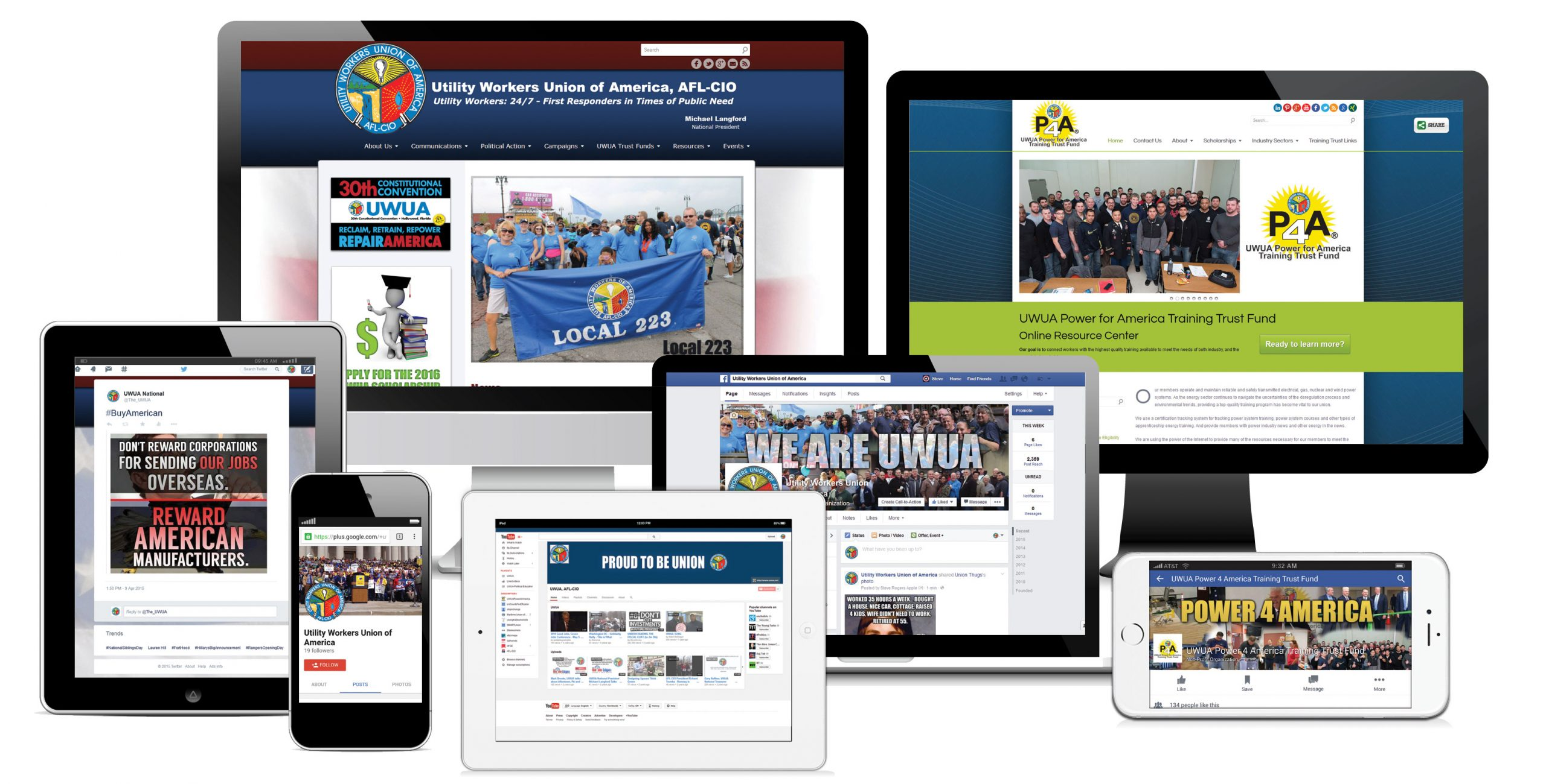 Responsive Websites Looks Great on All Devices