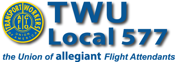 TWU 577 - The Union of Allegiant Flight Attendants