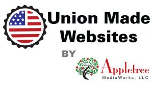 Union Made Websites by Appletree MediaWorks
